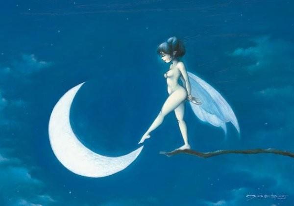 Fée Berce Lune